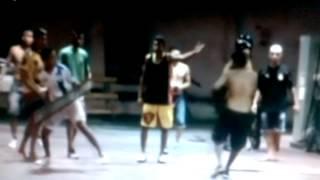 getlinkyoutube.com-Briga Após jogo Sport 2 x 0 Paraná 2013