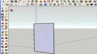 getlinkyoutube.com-شرح برنامج SketchUp الدرس الثانى 2 - 5