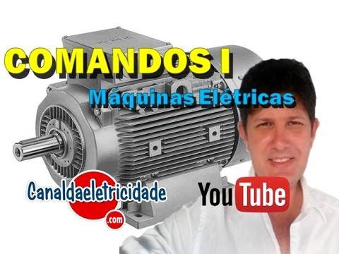 50-COMANDOS E PROTEÇÃO ELÉTRICA - I