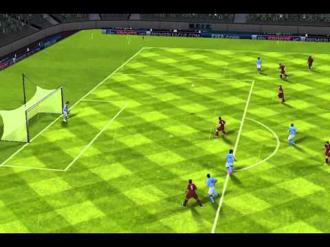 FIFA 13 iPhone/iPad - Manchester City vs. Newcastle Utd