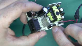 getlinkyoutube.com-12V Power Supply Repair