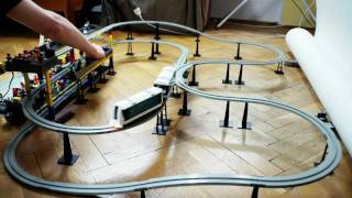 getlinkyoutube.com-LEGO Monorail Intercity