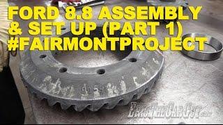 getlinkyoutube.com-Ford 8.8 Assembly & Set Up (Part 1) #FairmontProject