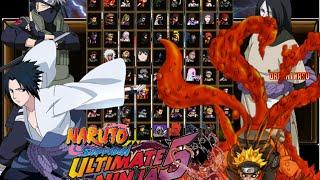 getlinkyoutube.com-Naruto Narutimate Accel 2 Mugen 2014 Download