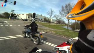 getlinkyoutube.com-Yamaha Raptor vs KTM 640