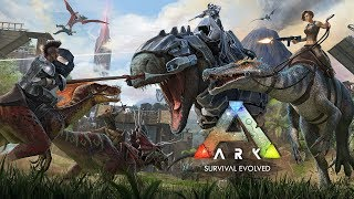 ARK: Survival Evolved - Launch Trailer
