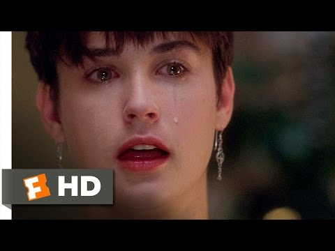 Molly Finally Believes - Ghost 910 Movie Clip 1990 Hd