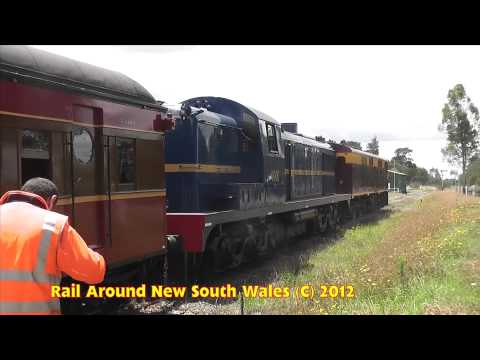 Rail Around New South Wales May 2012 Edition