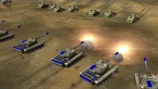 Command & Conquer Generals American Mission 1 Cutscene