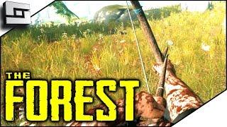 getlinkyoutube.com-The Forest - MASTER RABBIT HUNTER! S2E6 ( Multiplayer Gameplay )