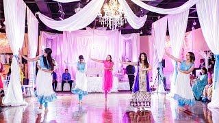 getlinkyoutube.com-Ria & Saifur's Engagement   Choreographed Bollywood Dance Performances