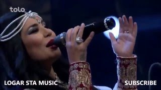 getlinkyoutube.com-Aryana Sayeed - Pashto Mast Mix Song 2016 HD - LIVE