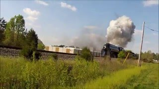 getlinkyoutube.com-NS 611 Spencer to Lynchburg April 9, 2016