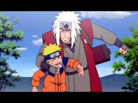 Naruto La Muerte de Jiraiya Sannin