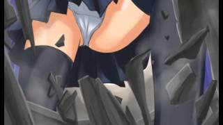 getlinkyoutube.com-Shrink School/High Death Giantess Miku Tower Crush
