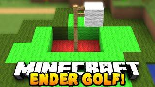getlinkyoutube.com-Minecraft ENDER PEARL GOLF! #1 (Funny Mini-game) w/ PrestonPlayz & Vikkstar123