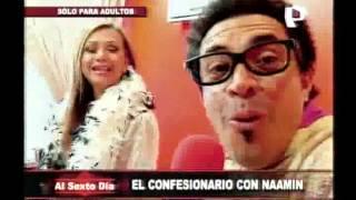 getlinkyoutube.com-Confesionario sexual: Naamin Timoyco en sesión al rojo vivo (1/2)