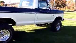 1976 Ford F-250 highboy 390 4sp