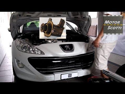 Engine fault: repair needed - the recirculation valve
