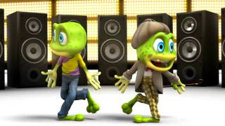 getlinkyoutube.com-The Crazy Frogs - The Ding Dong Song - New Full Length HD Video