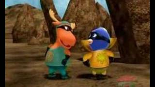 getlinkyoutube.com-Catch the Backyardigans