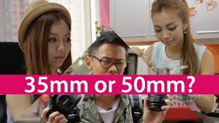 getlinkyoutube.com-35mm vs 50mm - Best First Prime Lens?