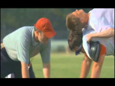 Facing the Giants Death Crawl Clip