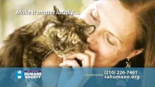 San Antonio - Humane Society  Commercial / PSA