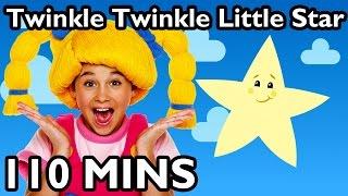 getlinkyoutube.com-Twinkle Twinkle Little Star | Nursery Rhyme Collection from Mother Goose Club Playlist!