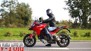 getlinkyoutube.com-Ducati Multistrada 1200 S 2016 ride & design