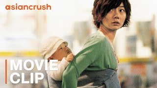 Young mom with baby saves girl from sexual assault | Clip from 'Saving My Hubby' with Bae Doona