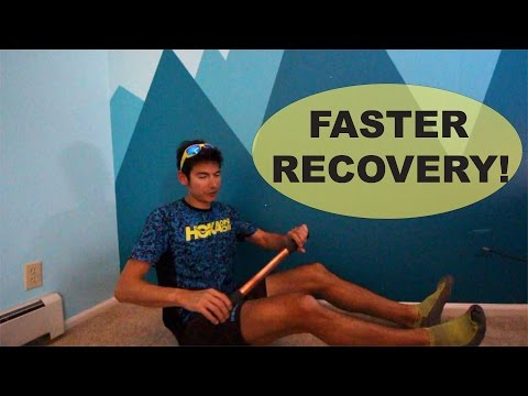 Post-Run Recovery Workout Tools and Tips! Sage Running Training Talk