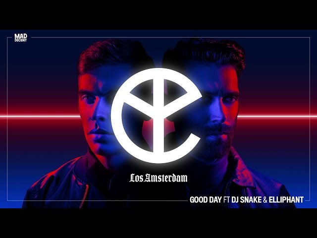 GOOD DAY - YELLOW CLAW FT DJ SNAKE karaoke version ( no vocal ) lyric instrumental