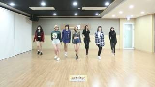 getlinkyoutube.com-AOA - Excuse Me Dance Practice (Mirrored)