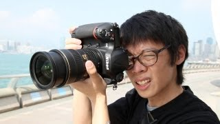 getlinkyoutube.com-Nikon D800 vs D4 - Which One Is Right For You?