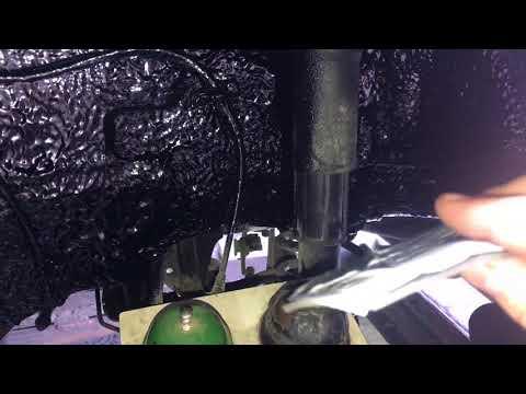 Шкода Октавия жидкие локеры - настоящее спасение от проблем ( от коррозии арок и от шума в салоне)