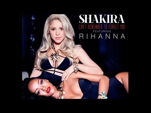 Rihanna & Shakira New Song