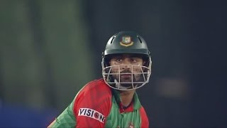 getlinkyoutube.com-Tamim Iqbal's Match Winning Century vs Pakistan (2nd ODI, 2015)