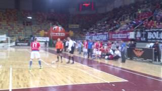 Mecz o III miejsce w Piłkarskiej Gwiazdce 2013 - Chemik-Reprezentacja Gwiazd 2-3