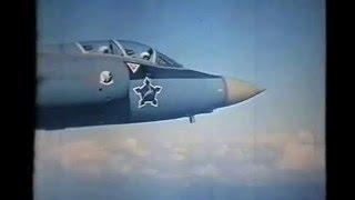 SAAF Buccaneer Video   Hot and Heavy