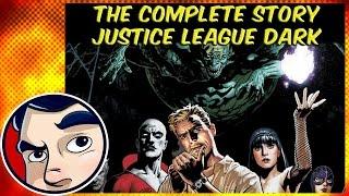 getlinkyoutube.com-Justice League Dark In the Dark - Complete Story