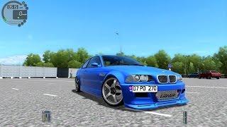 getlinkyoutube.com-City Car Driving 1.4.1 BMW M3 E46 [1080P]