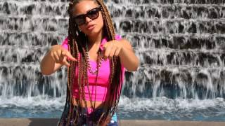 getlinkyoutube.com-Miss Mulatto - Crush Remix (Official Music Video) Directed by Michole Kemp