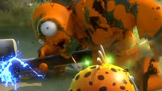 getlinkyoutube.com-Plants vs. Zombies: Garden Warfare - Chester Chomper GOES NUTS!