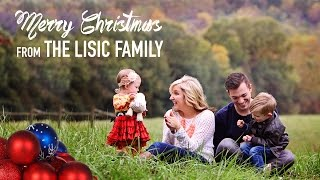 Our Family Digital Christmas Card 2014