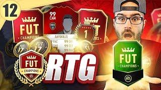 AWESOME RTG FUT CHAMPIONS REWARDS! - FIFA 17 Road To Glory #12