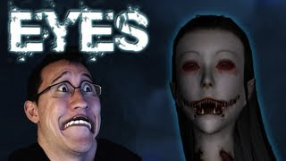 Eyes | LEAST SEXY GHOST EVER