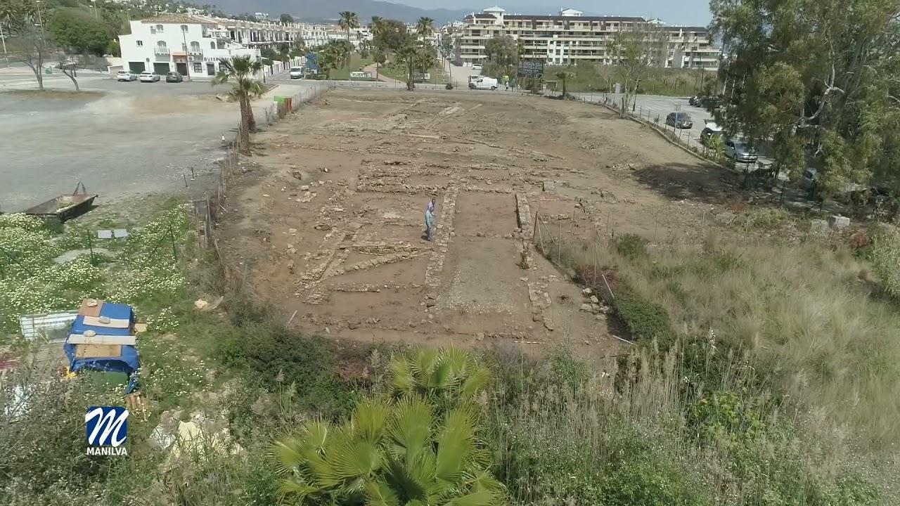 Puesta en valor del yacimiento arqueológico del Castillo