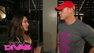 getlinkyoutube.com-Brie Bella seeks help from John Cena: Total Divas, January 11, 2015