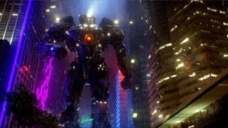 REVIEW: 'Pacific Rim', 'Lone Ranger,' -- and Brian's favorite 80s movies